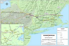 Pipeline Map Of North America by What Is The U0027northeast Energy Direct U0027 Pipeline Project Nashoba
