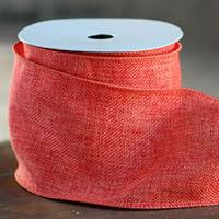 ribbon fabric rolls of burlap fabric jute ribbon and table toppers