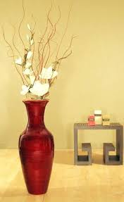 floor vases home decor decorating ideas for tall vases soultech co
