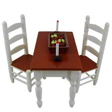 18 inch doll table and chairs set home chair decoration