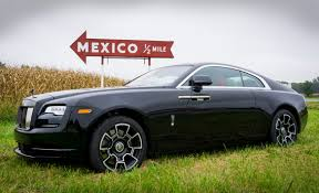 roll royce cuba the baddest rolls royce ever wraith black badge rides u0026 drives