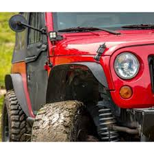jeep body armor smittybilt xrc fender flares jk best fender 2017