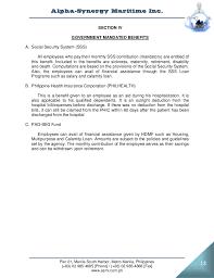 employment certificate with salary employee benefit handbook