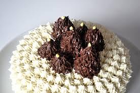 sweet fix christmas trees chocolate cake