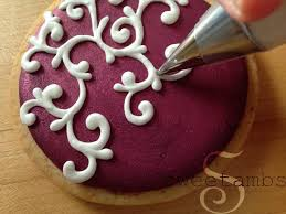 Decorating With Royal Icing 670 Best Royal Icing Piping Buttercream Piping Images On