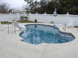 Backyard Pool Cost by Blue Hawaiian Fiberglass Swimming Pool U2014 Home Landscapings