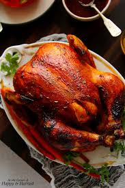 roasted whole chicken asian inspired whole roasted chicken