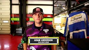 grave digger monster truck poster adam anderson joins the grave digger team youtube
