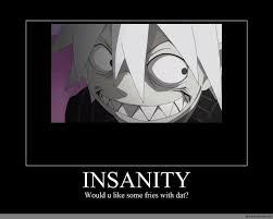 Insanity Meme - insanity anime meme com
