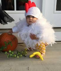 Adorable Halloween Costumes Littlest Trick Treaters Pin Kathy Marez Costumes Chicken Costumes