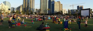 summer movies in the park u2013 san diego summer movies in the park