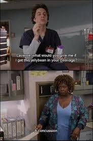 Scrubs Meme - lavernagain will give j d a concussion on scrubs