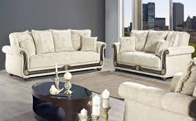 Bed In Living Room American Style Sofa Bed In Beige Fabric By Mobista W Options