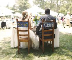 Bride And Groom Chair 10 Unique Bride And Groom Chair Ideas Weddings Illustrated