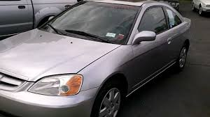 honda civic 2001 sale for sale 2001 honda civic ex 2 door coupe