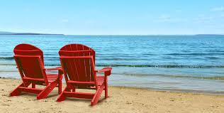 Chairs On A Beach Retirement Solutions Ganim Financial
