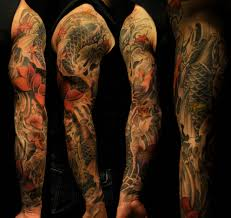 koi fish sleeve tattoo 8 best tattoos ever