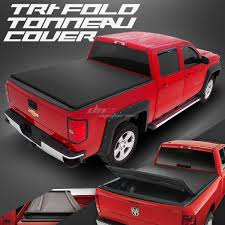 Ford Ranger Truck Bed Cover - pick up truck tri fold vinyl tonneau cover for 73 96 ford f series