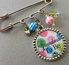 grandma to be pin aunt to be mom to be pin personalized