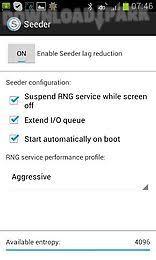 seeder apk free seeder android aplicación gratis descargar apk