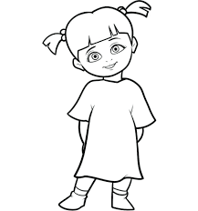 boo monsters coloring pages eliolera