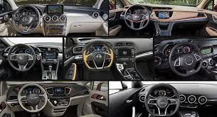 Best Car Interiors The 10 Best Interiors Of 2016 According To Wardsauto