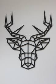 the 25 best stag head ideas on pinterest deer head stencil