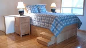 Custom Platform Bed Bedframe