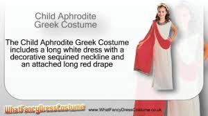 child aphrodite greek costume youtube