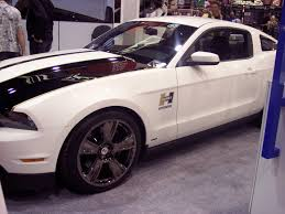 hurst mustang anyone seen a 08 mustang gt hurst editon the mustang source