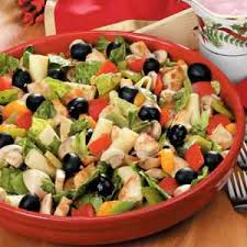 chicken pasta salad chicken pasta salad with oranges recipe taste of home