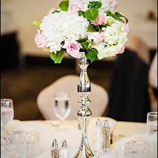 Wedding Centerpiece Vases Silver Vase Ebay
