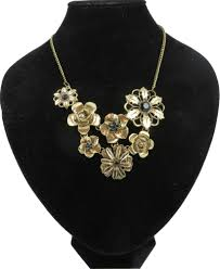 coloured flower necklace images 56 statement necklace ebay statement necklaces bohemian alloy jpg