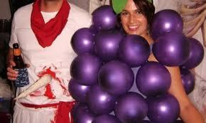 Halloween Grape Costume Halloween Costumes Dorms