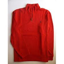 polo ralph lauren men half zip pullover sweater