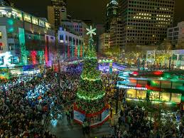 westlake holiday tree lighting 2017
