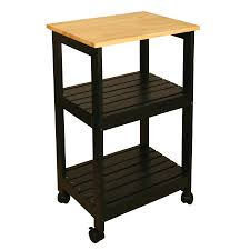 Kitchen Cabinet On Wheels Butcher Block Kitchen Carts John Boos Catskill