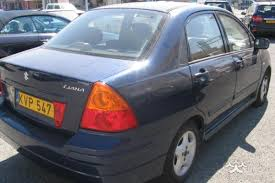suzuki liana 2004 sedan 1 3l petrol manual for sale limassol
