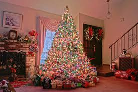 christmas tree decorating awesome christmas decorations withal awesome and beautiful