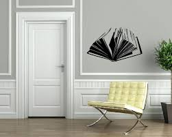popular book decal buy cheap book decal lots from china book decal open book literature read wall sticker home decor wall decal vinyl decals wall decoration wall mural