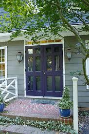 front doors of dutch colonial