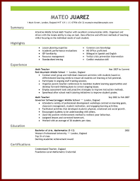 sample of resume for teachers 12 simple resume for teacher sendletters info resume examples for teacher assistant grupo scout marizaba