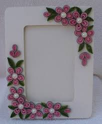 quilling designs let s create quilling photo frames and flowers