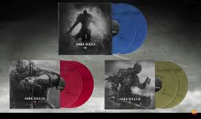 dark souls vinyl soundtrack is a limited edition nine lp