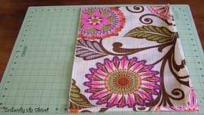 how to make placemats reversible