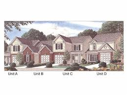 town house floor plans townhouse plans townhouse floor plans the house plans shop