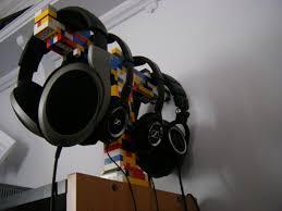 Really Cheap Home Decor Hamiltonbuhl Hh Headphone Holder Rack With Dust Cover Bh Loversiq