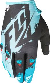gloves motocross 2017 fly racing kinetic gloves mx atv bmx motocross off road