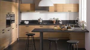 cuisine comptoir exemple cuisine comptoir noir
