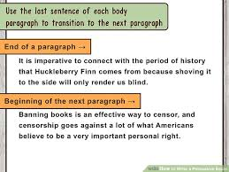 how to write a persuasive essay with free sample essay